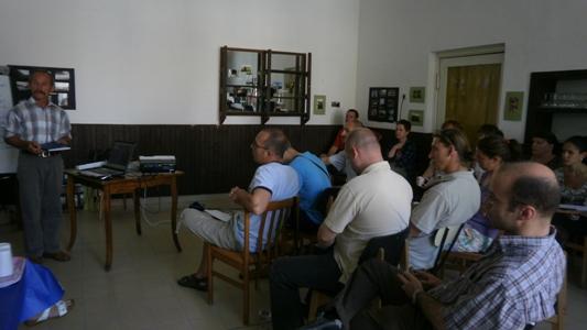 семинар в Унгария