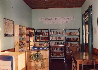 старата библиотека